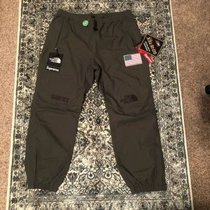 Supreme x The North Face Antarctica Olive Pants